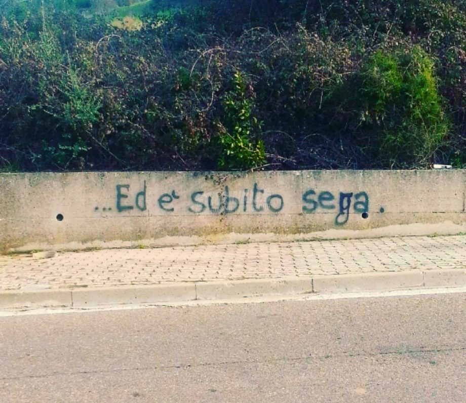 Scritte sui Muri Rivisitazioni poetiche