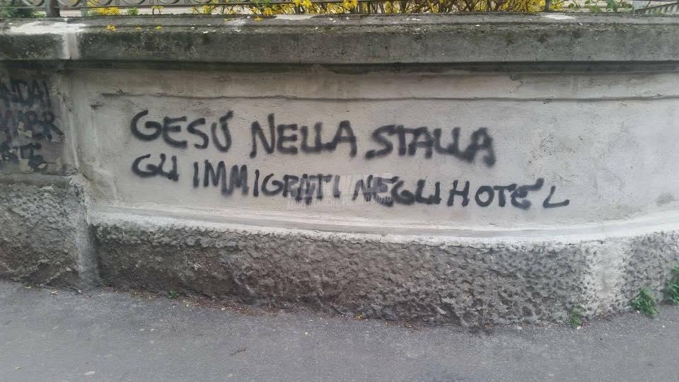 Scritte sui Muri Disparità