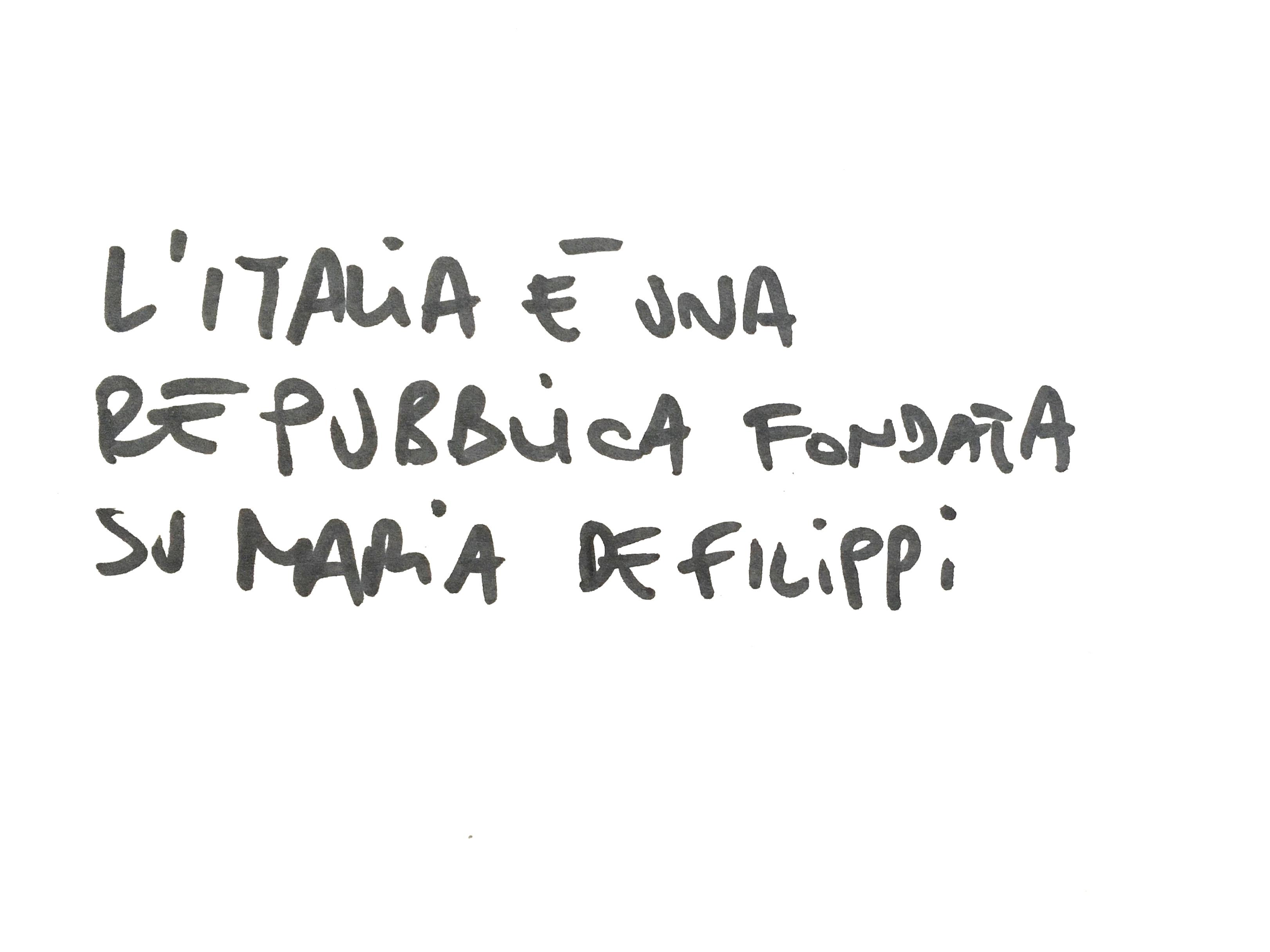 Scritte sui Muri Viva la Repubblica