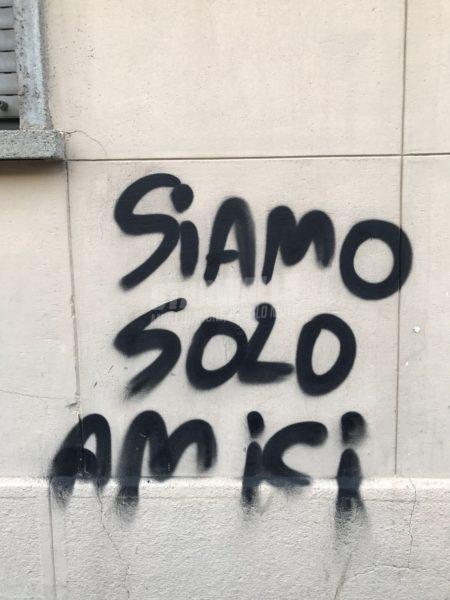 Scritte sui Muri Friendzone