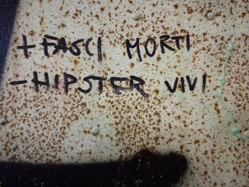 Scritte sui Muri Rivolte e risvoltini