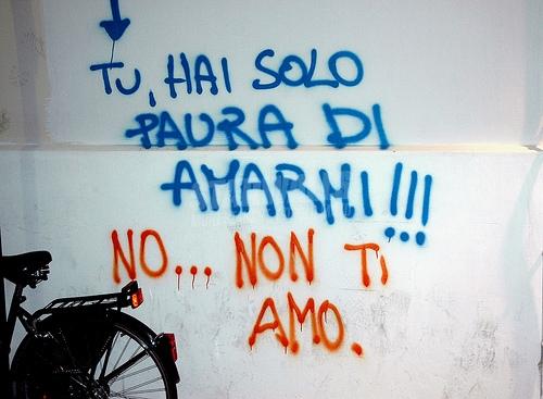 Scritte sui Muri The end