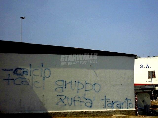 Scritte sui Muri mentalità ultras [2]