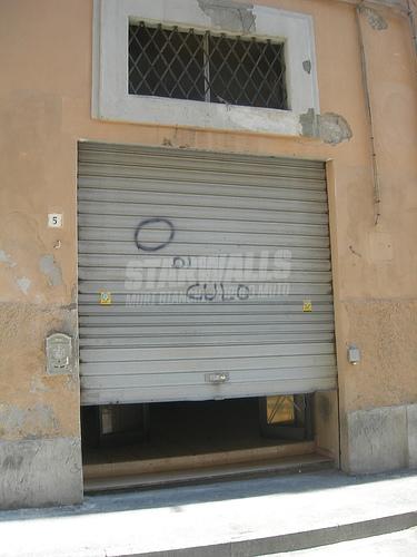 Scritte sui Muri suerte!