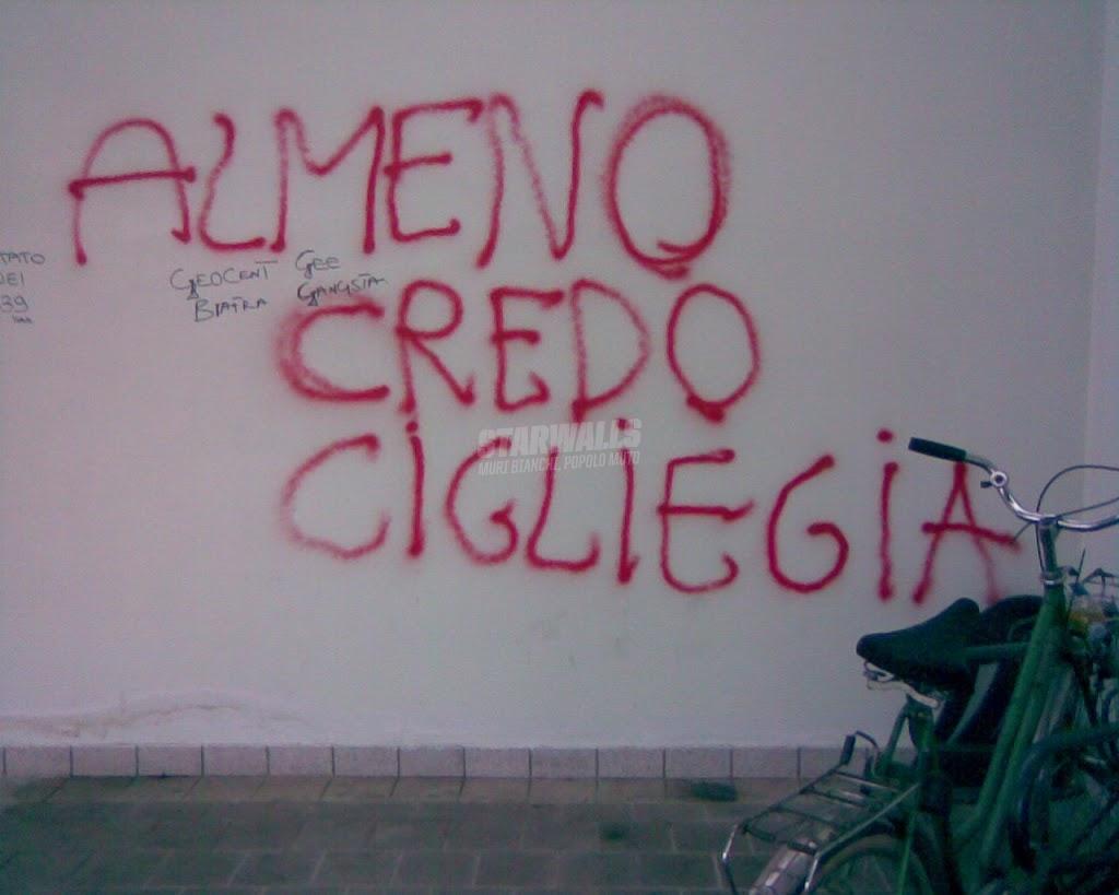 Scritte sui Muri qual è la domanda?