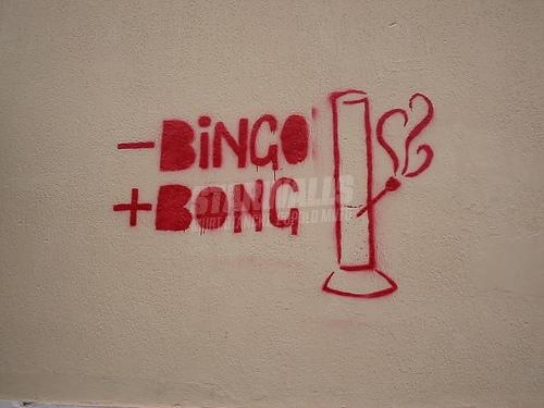 Scritte sui Muri - e + [3]