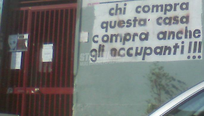 Scritte sui Muri all inclusive