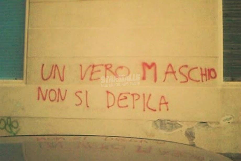 Scritte sui Muri Macho man