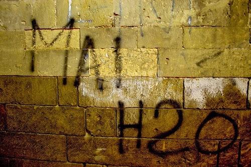 Scritte sui Muri never