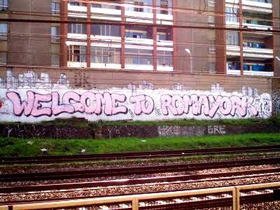 Scritte sui Muri big city life