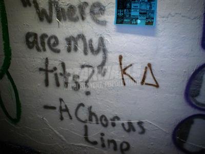Scritte sui Muri dove le ho messe?