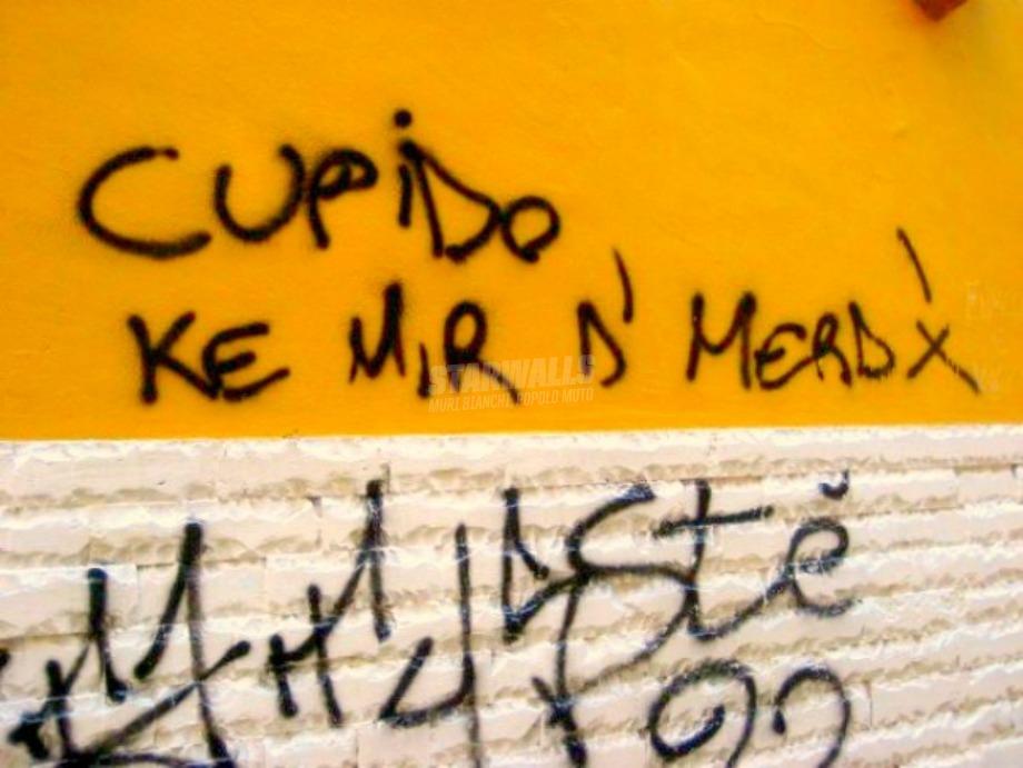 Scritte sui Muri Aggiusta la mira