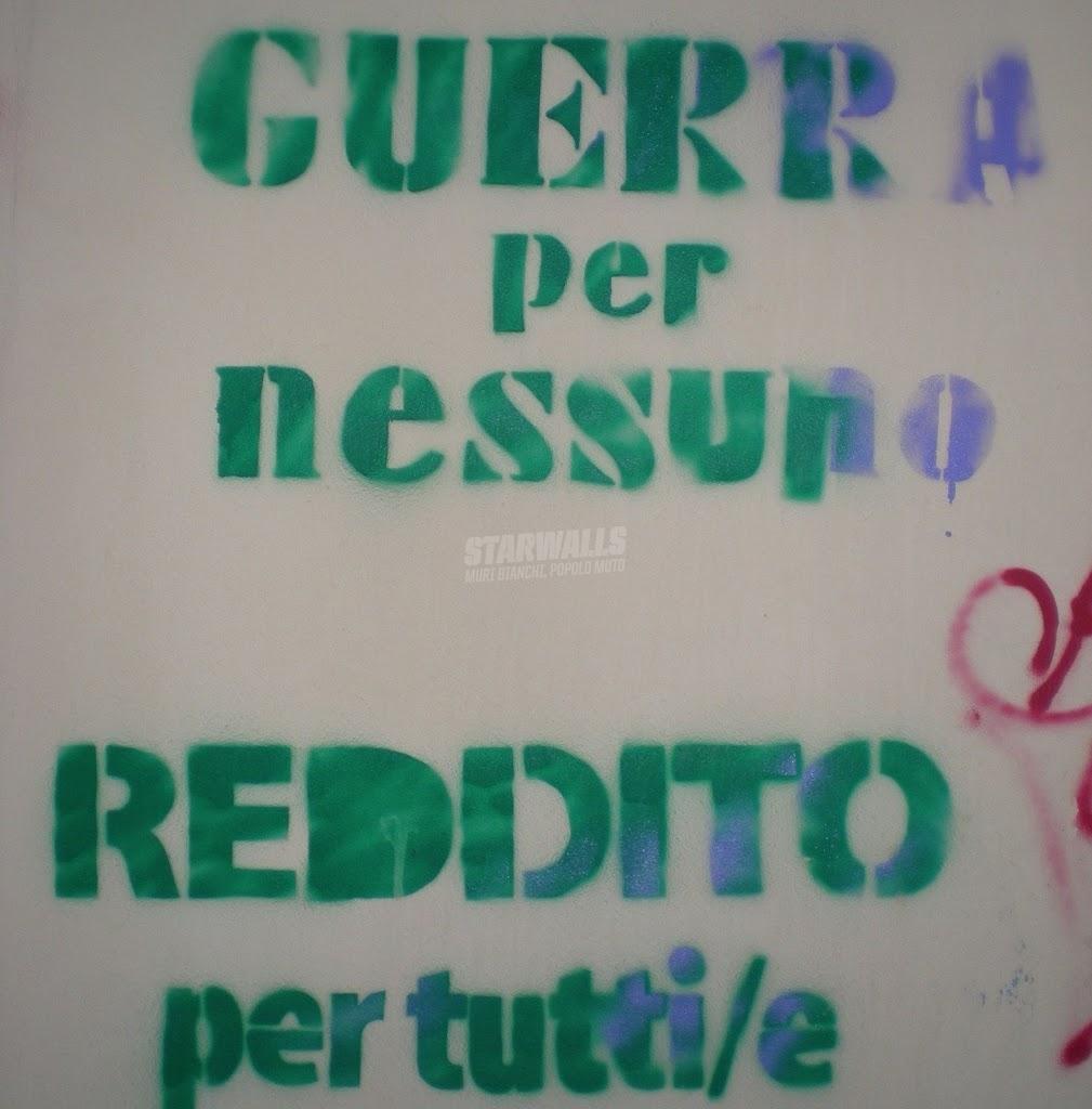 Scritte sui Muri Politically correct