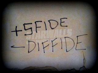 Scritte sui Muri mentalità ultras [3]