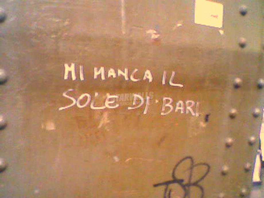 Scritte sui Muri Nostalgia canaglia cap. I
