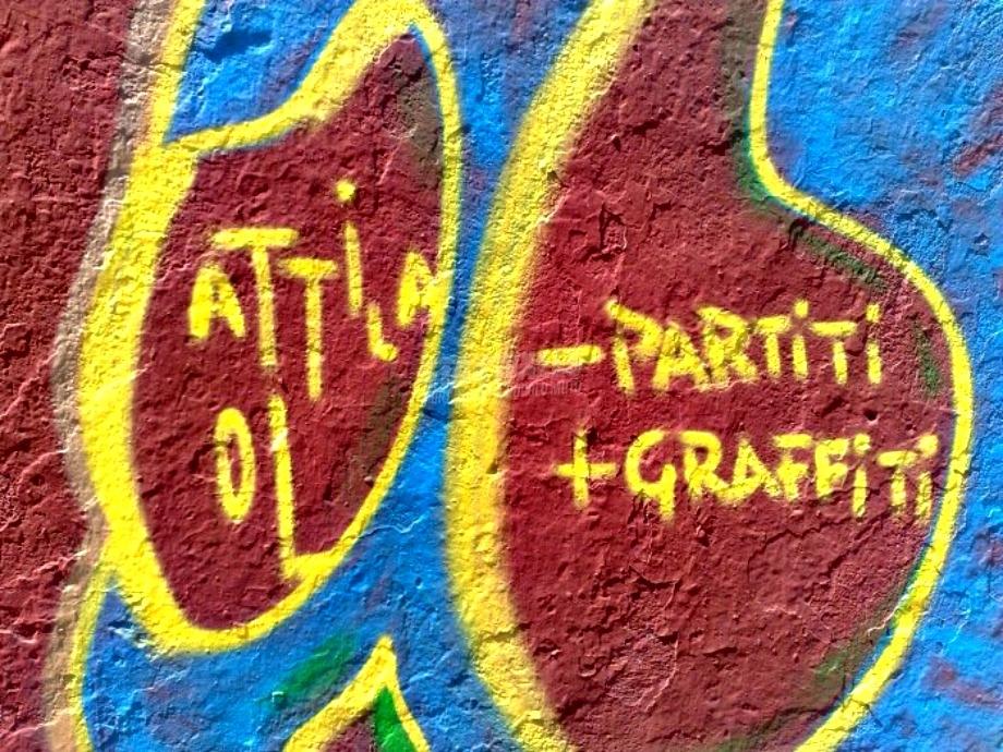 Scritte sui Muri Parola al popolo