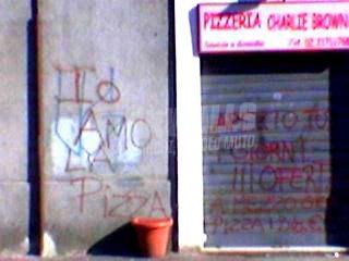 Scritte sui Muri Passioni gastronomiche