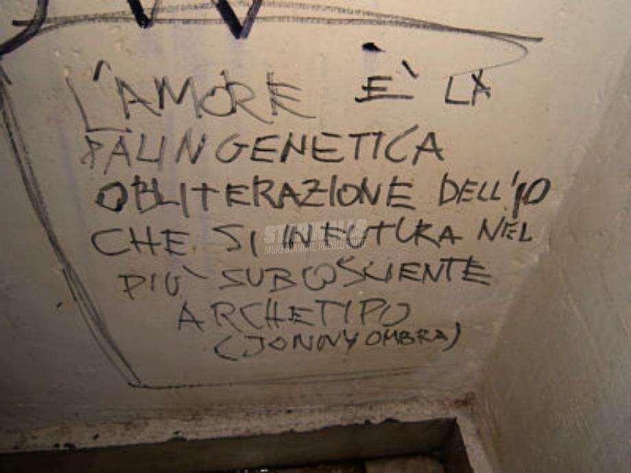 Scritte sui Muri Love is