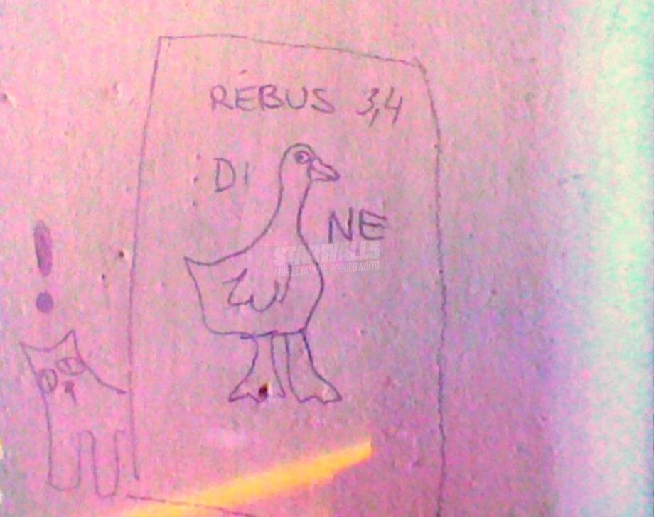 Scritte sui Muri Rebus