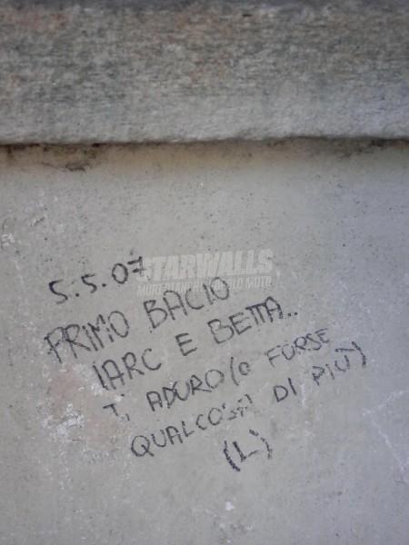 Scritte sui Muri Potrebbe essere amore