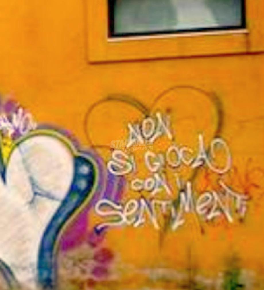 Scritte sui Muri Mai