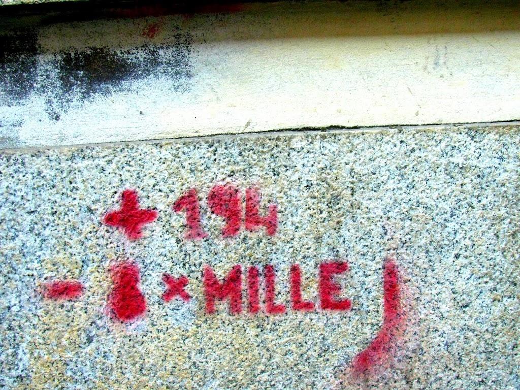 Scritte sui Muri Mayday