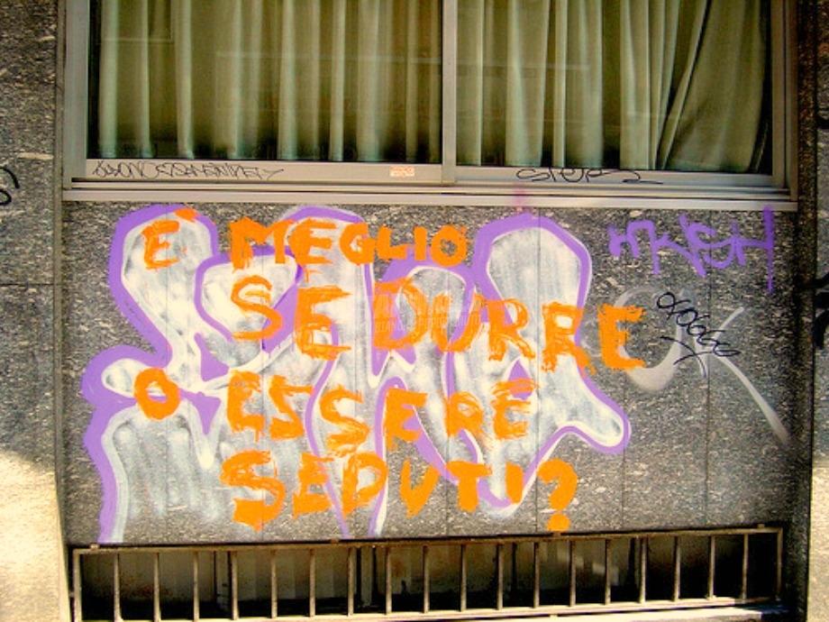 Scritte sui Muri Quesito