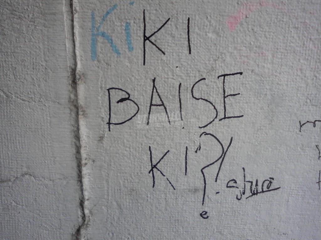 Scritte sui Muri chi