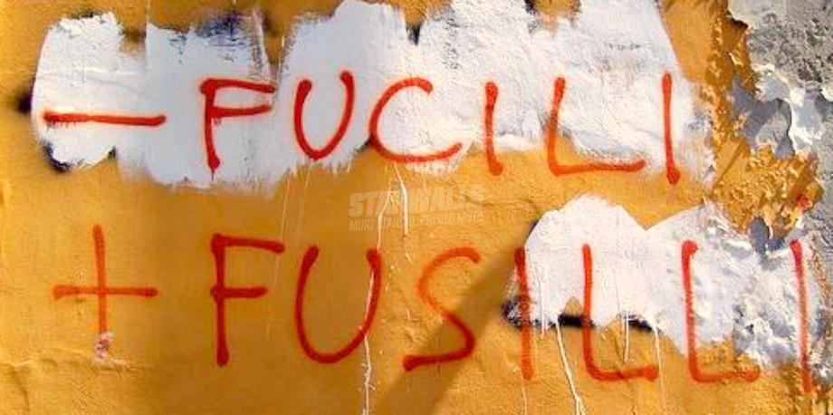 Scritte sui Muri Food for peace