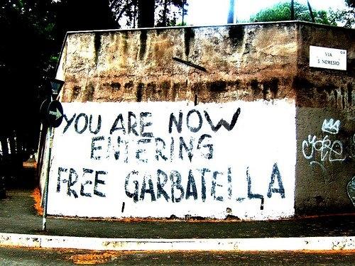 Scritte sui Muri welcome