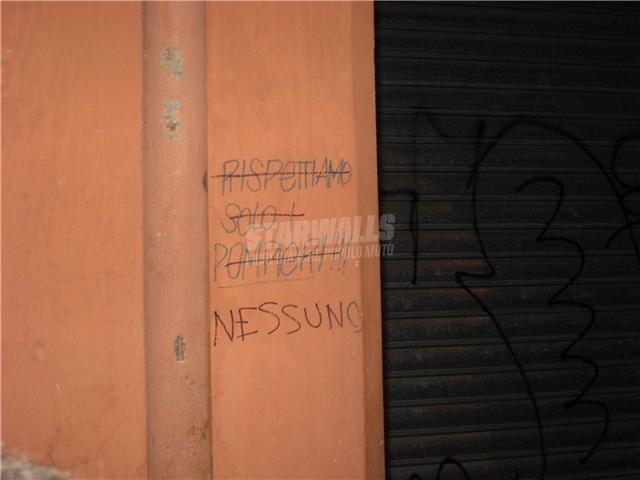 Scritte sui Muri nemmeno loro