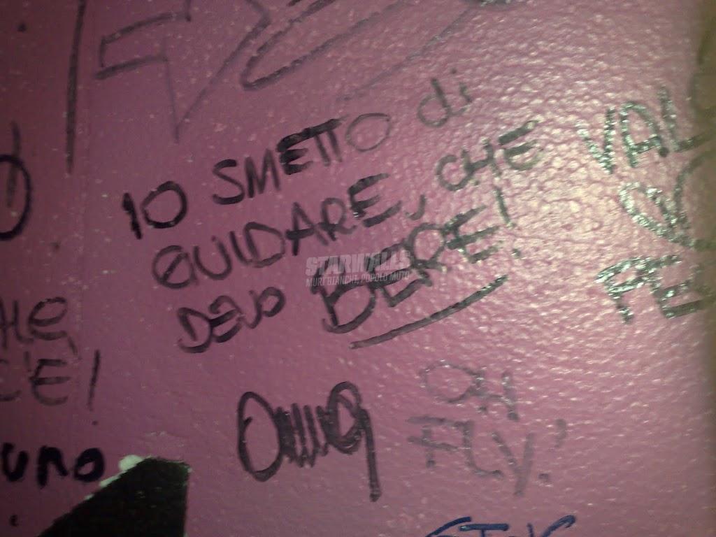 Scritte sui Muri saggio