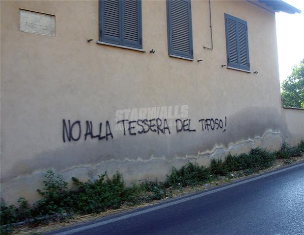 Scritte sui Muri Schedatura