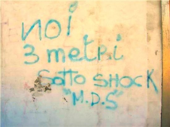 Scritte sui Muri Perdindirindina