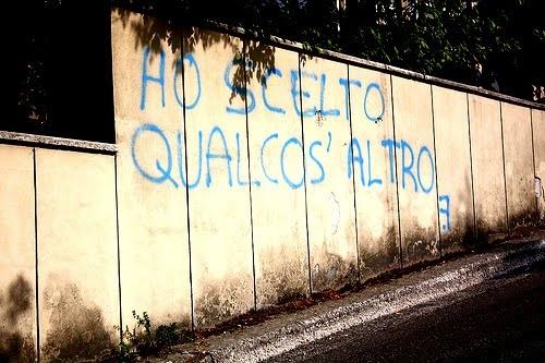 Scritte sui Muri Scelte