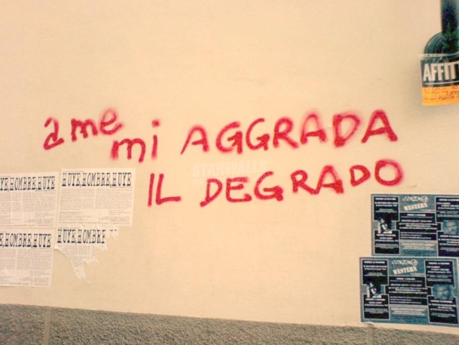 Scritte sui Muri Controcorrente