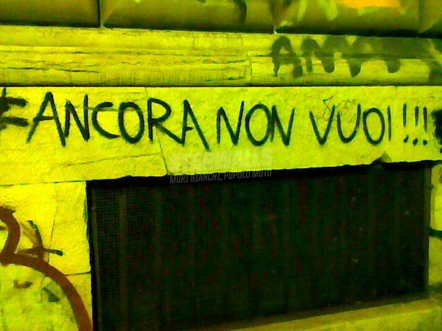 Scritte sui Muri Mòòòò