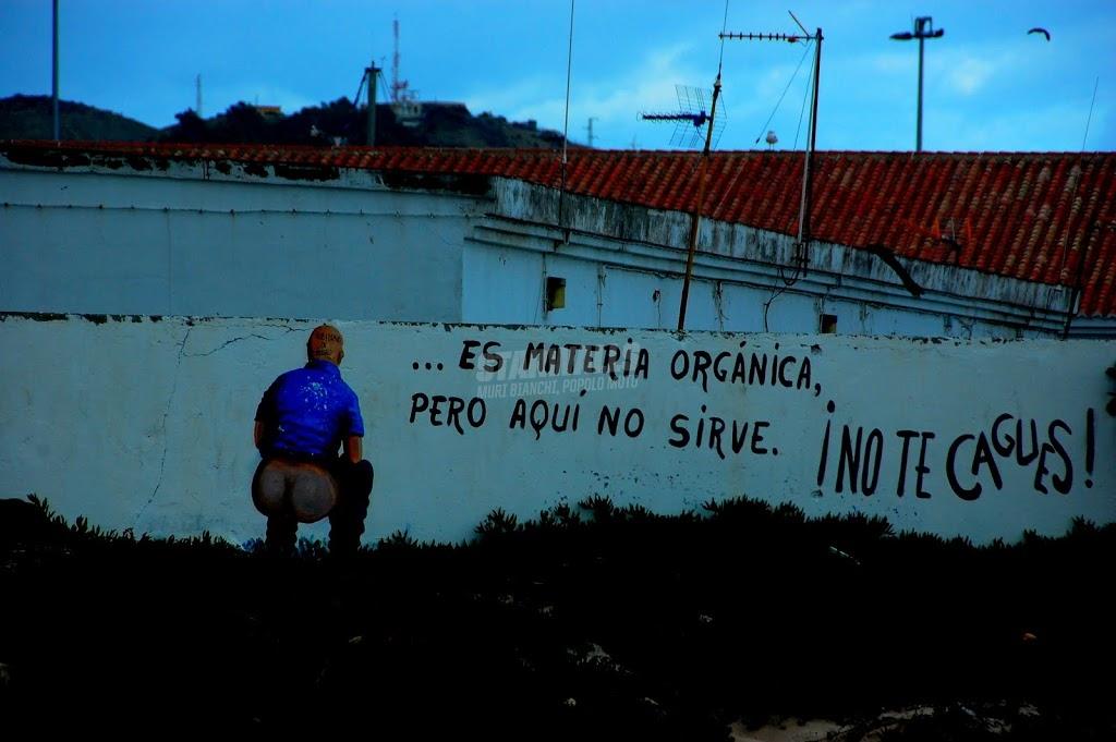 Scritte sui Muri Qui anche no