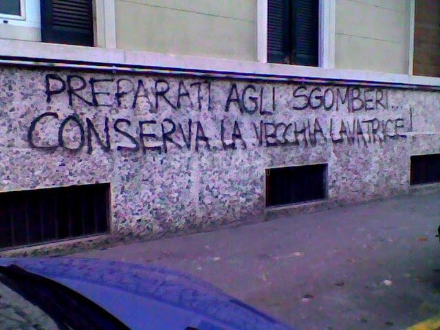 Scritte sui Muri Vale tutto
