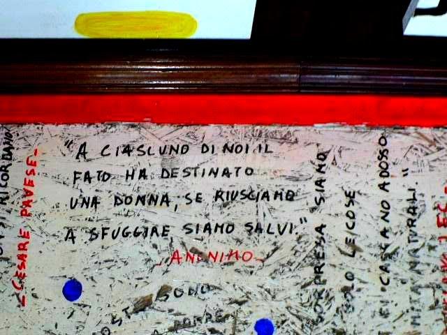 Scritte sui Muri Destino