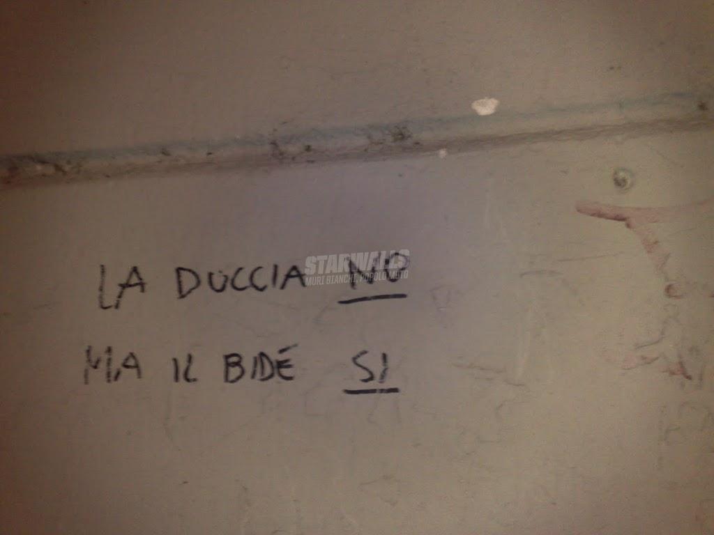Scritte sui Muri Orientamenti igienico sanitari