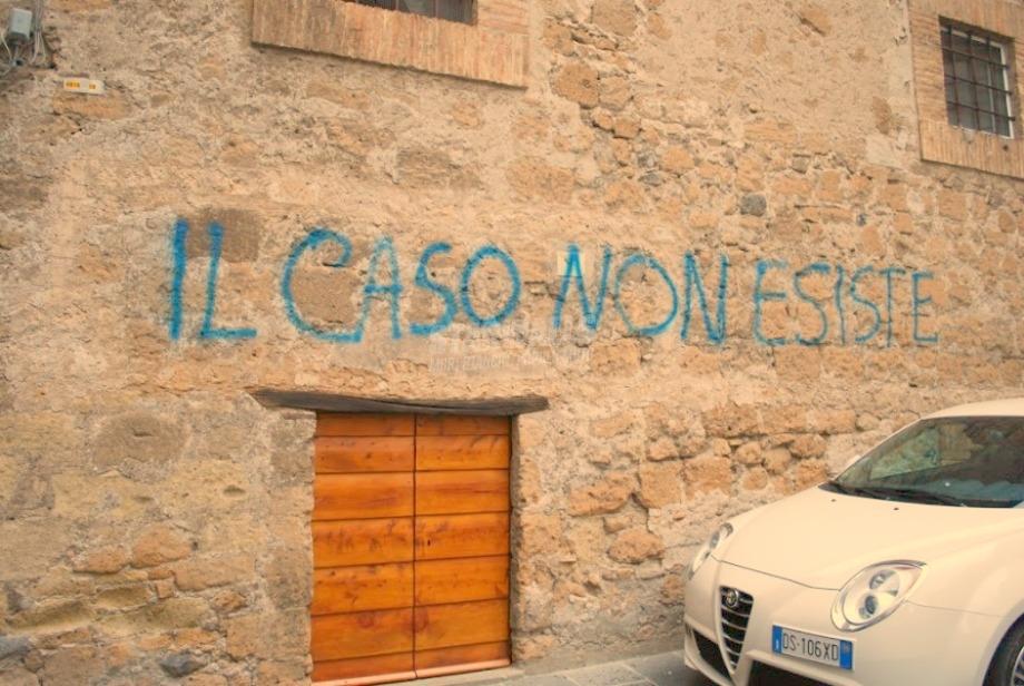 Scritte sui Muri Homo faber fortunae suae