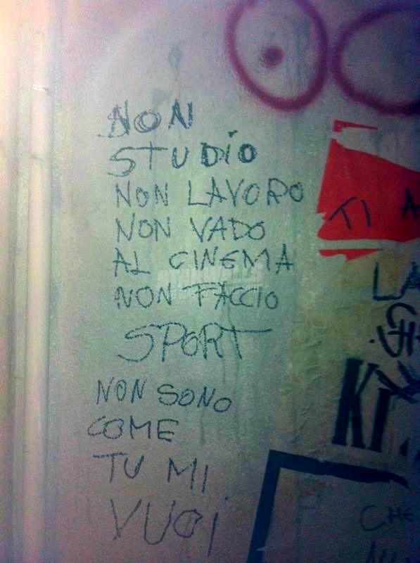 Scritte sui Muri CCCP sui muri