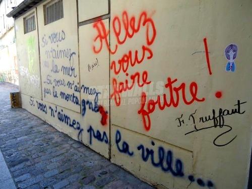 Scritte sui Muri Incontentabili