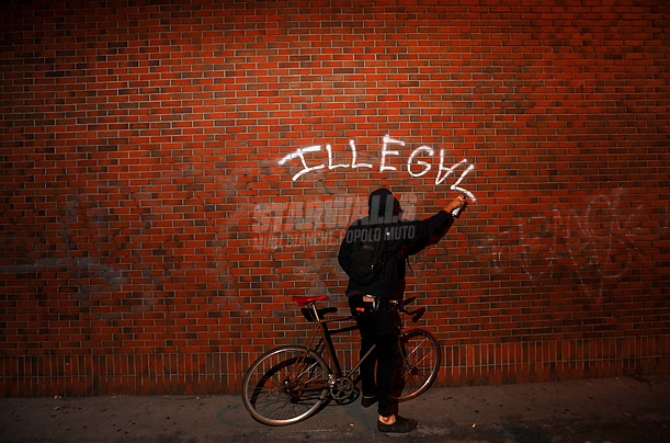 Scritte sui Muri Occupy Wall Street