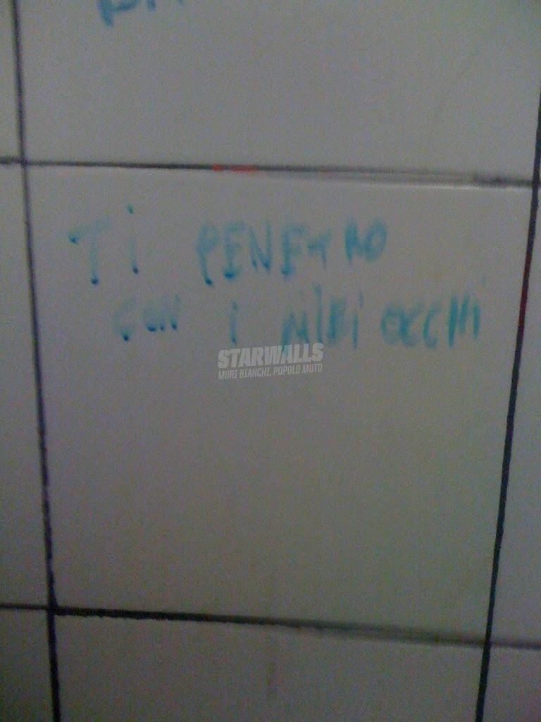 Scritte sui Muri Mi basta uno sguardo