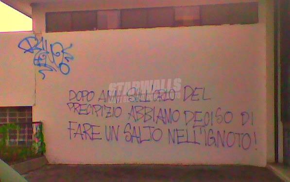 Scritte sui Muri Catarsi