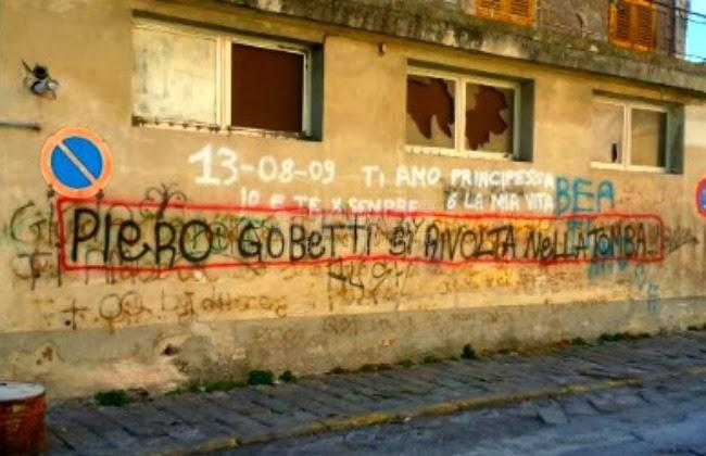 Scritte sui Muri Democrazia a progetto