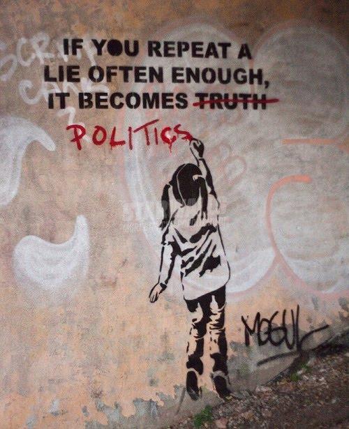 Scritte sui Muri La fabbrica del consenso