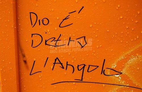Scritte sui Muri Alla girata